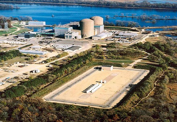 Prairie Island Nuclear Unit 2 Down for Planned Outage