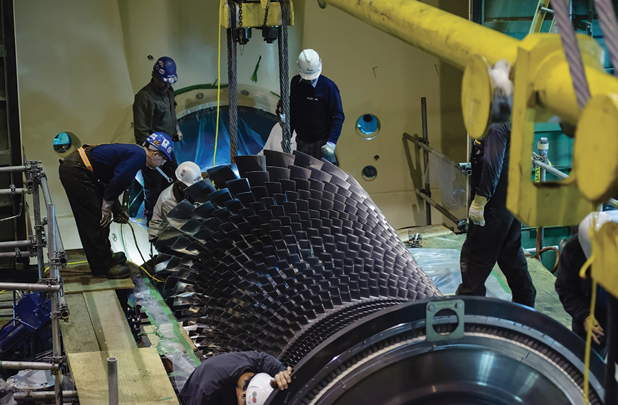Cost Effective Turbine and Generator Dehumidification Strategies