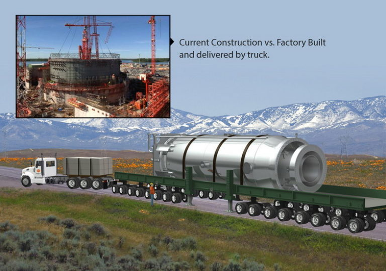 Can SMR Technology Revitalize the Business of Nuclear Power?