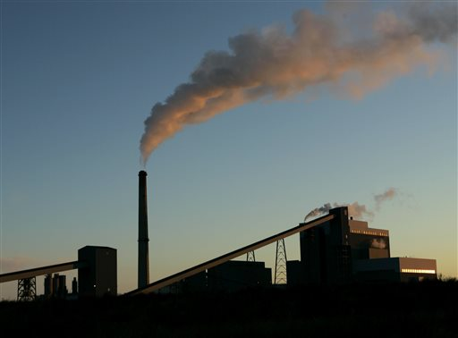 Ultimate irony: Climate change forcing coal-fired comeback in many regions