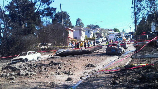 PG&E completes natural gas pipeline safety report