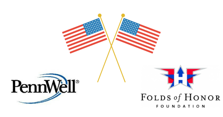 PennWell Partners with Folds of Honor Foundation