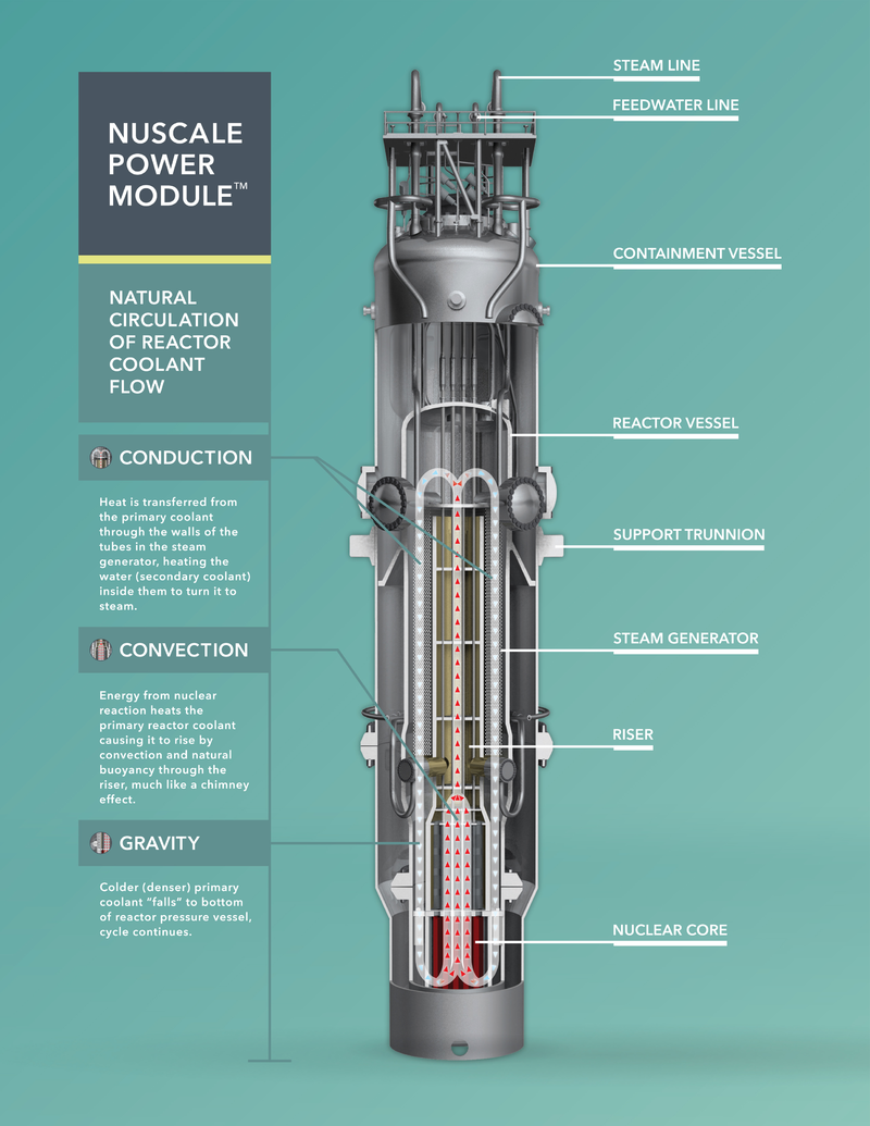 Nuclear SMR firm NuScale Power exploring coal to small reactor project in Poland