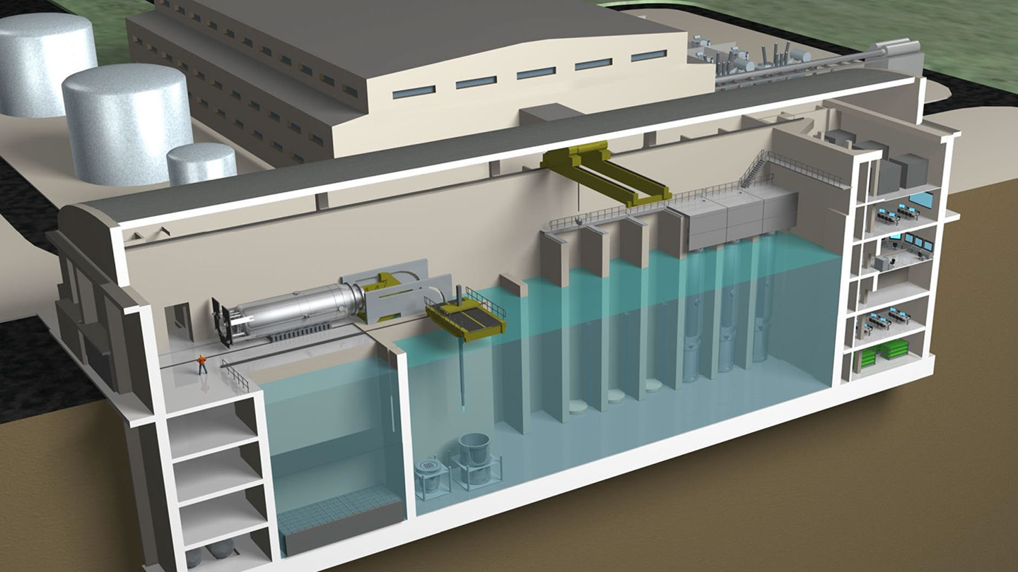 Feds seeking comment on certifying NuScale SMR design for U.S. next-gen nuclear