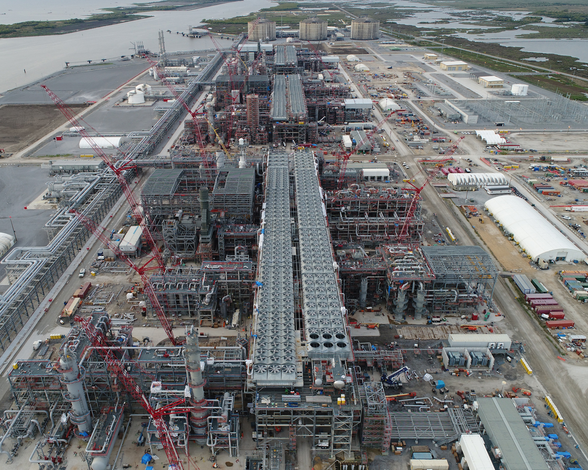 Sempra LNG to supply Polish energy company with potential 2 million tons per year