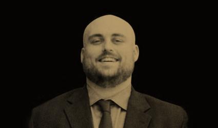 Paul Pedrow Headshot