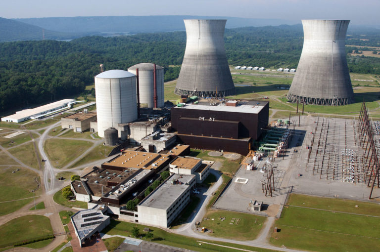 TVA withdraws construction permit for abandoned Bellefonte nuclear project after judge nixes sale to private group
