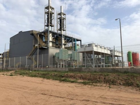 MAN Energy Solutions power plant Africa