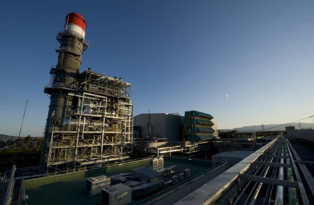 Tallawarra gas-fired plant