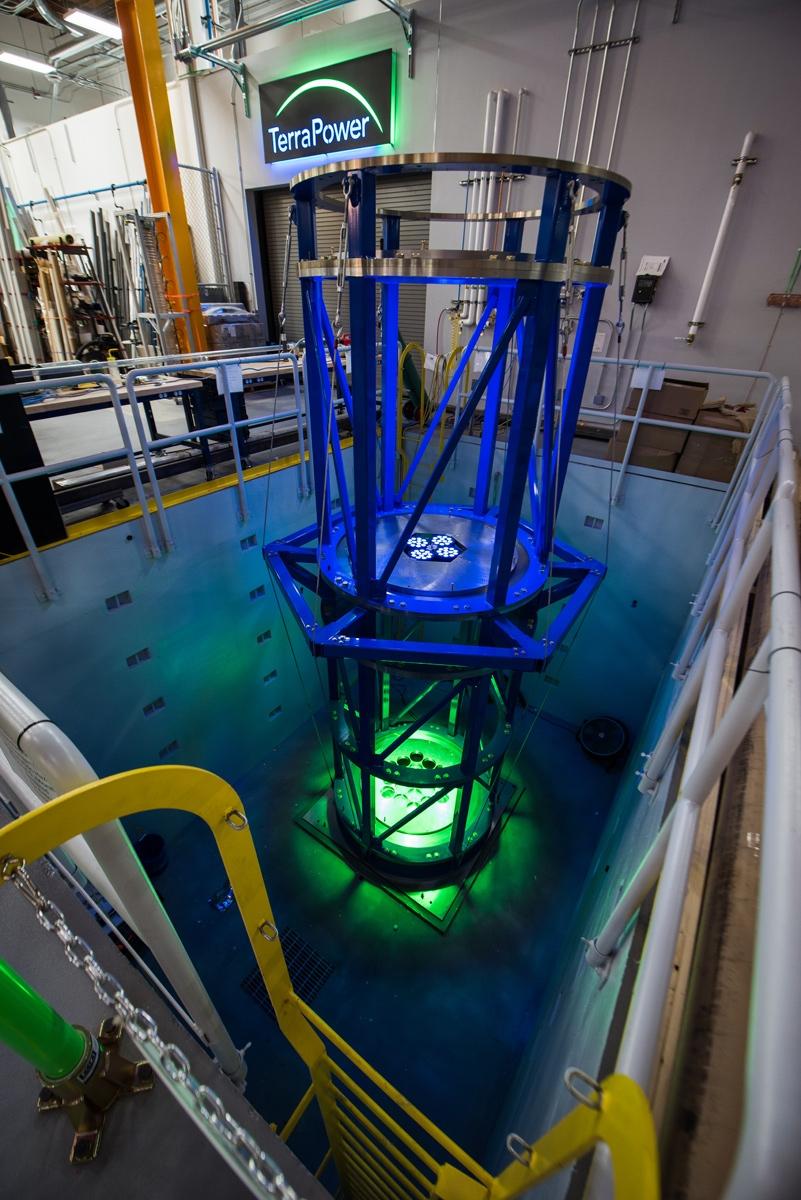 TerraPower reactor technology