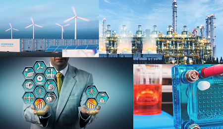 The Future of Electricity now: POWERGEN+ focuses on hydrogen, carbon capture this week