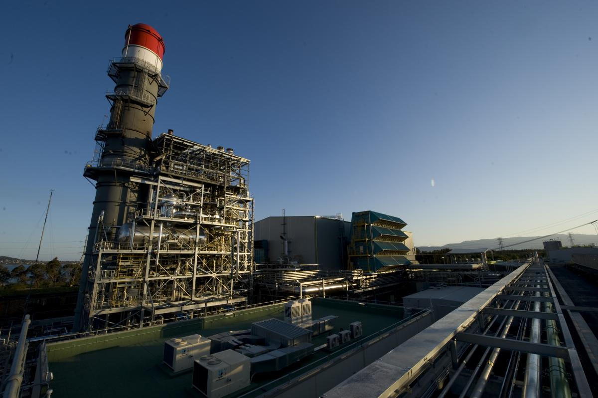 Tallawarra A power station