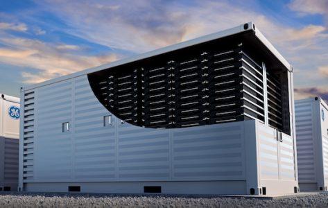 GE Reservoir battery storage