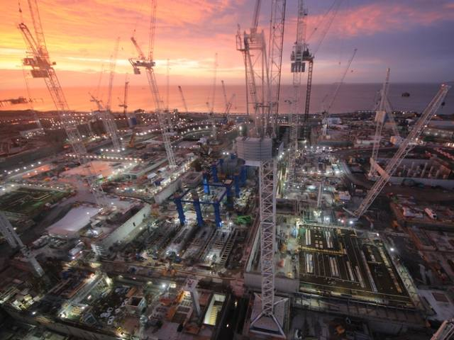 Hinkley Point C project