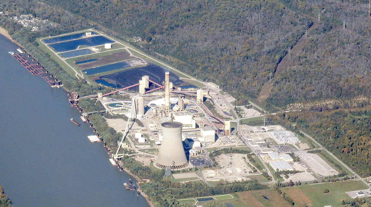 Zimmer coal-fired plant