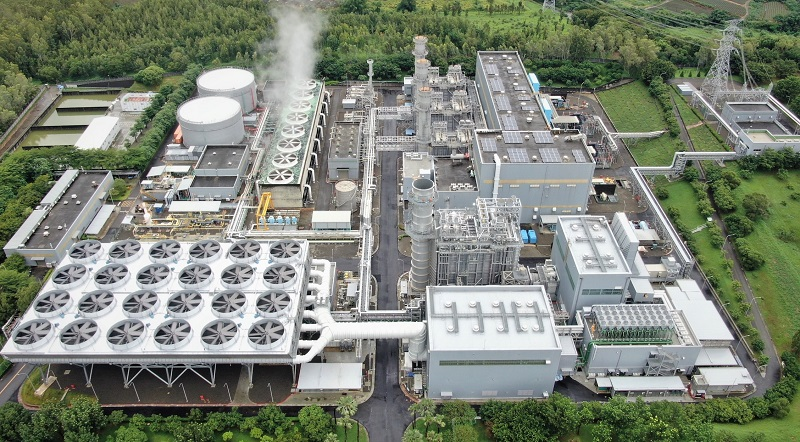 Chia Hut combined cycle plant Taiwan