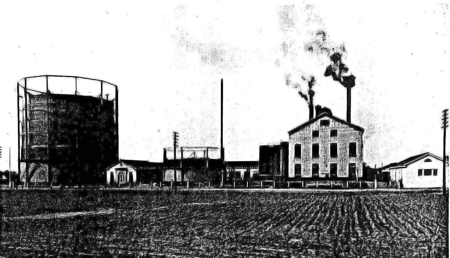 Fresno MGP plant