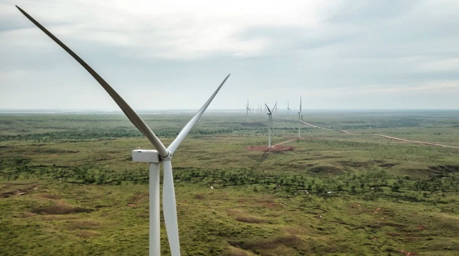 à˜rsted completes 367-MW wind farm project in Texas