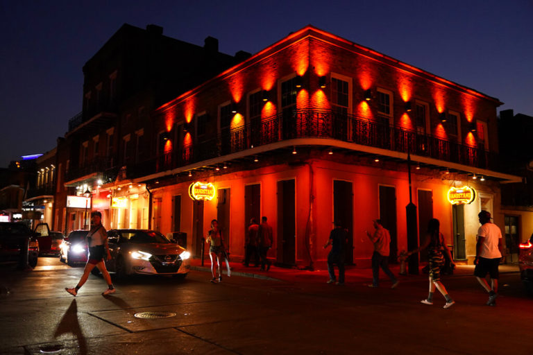 AP: Post-Ida recovery in New Orleans: Beer and beignets are back