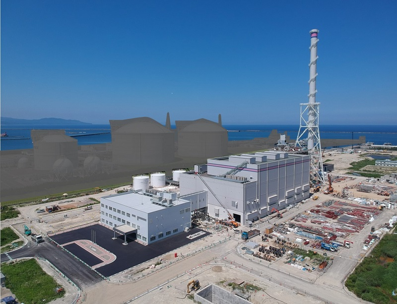 Planned Tohoku Electric plant