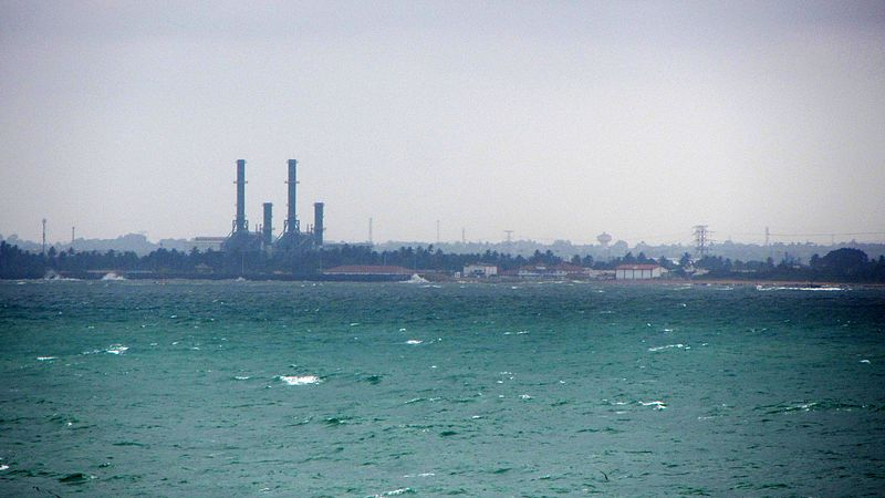 New Fortress signs LNG supply deal for Sri Lankan gas-fired power plant