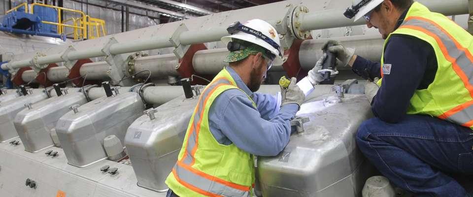 Tucson Electric Power RICE generators