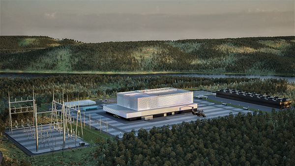 GE Hitachi & BWXT working together to design, build SMR at Ontario's Darlington nuclear site