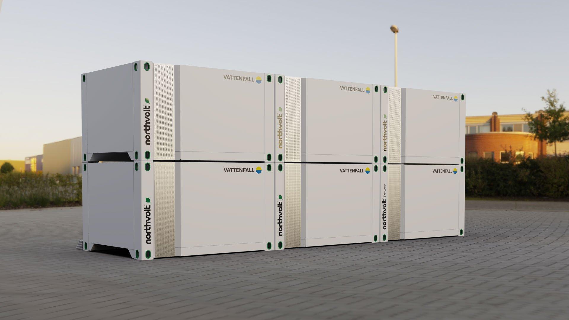 $2.75B Northvolt deal highlights record capital year for battery storage so far